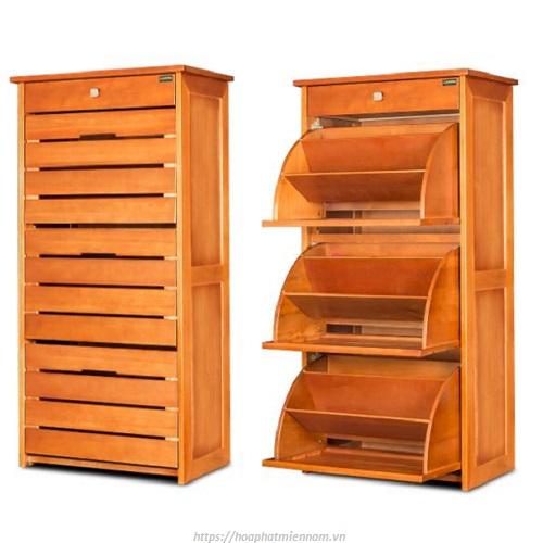 Tủ giày gỗ 03