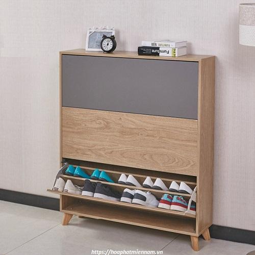 Tủ giày gỗ 05