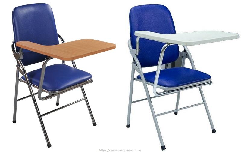 Ghế liền bàn gấp gọn giá rẻ G04B là mẫu sản phẩm được ưa chuộng nhất tại TPHCM