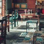 Thiết kế quán cafe theo phong cách cổ điển – Vintage cực sáng tạo