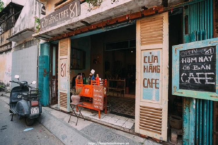 Sự khác biệt trong thiết kế quán cafe cổ điển là yếu tố then chốt thu hút khách hàng