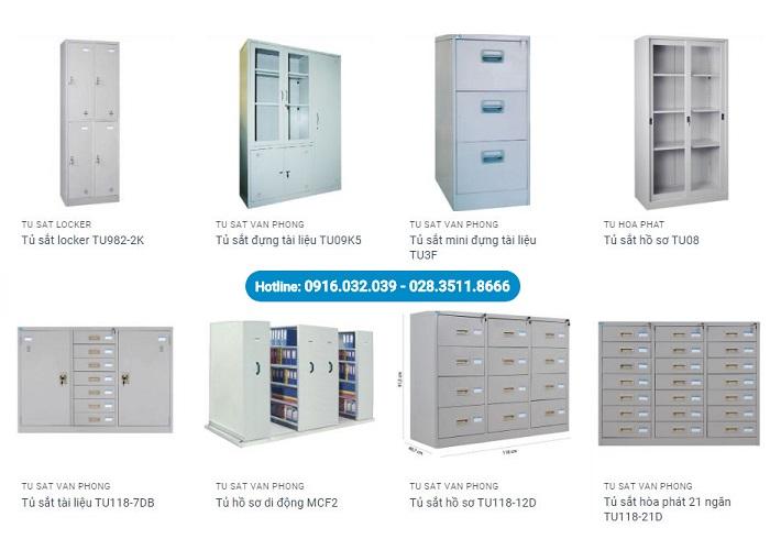 Tủ sắt văn phòng thanh lý tại Hà Nội có khả năng chịu lực tốt