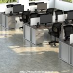 Showroom bàn ghế và tủ văn phòng số 1 năm 2020