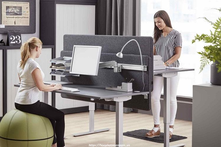 Thay đổi tư thế làm việc giúp cơ thể khỏe khoắn, cải thiện năng suất làm việc một cách hiệu quả
