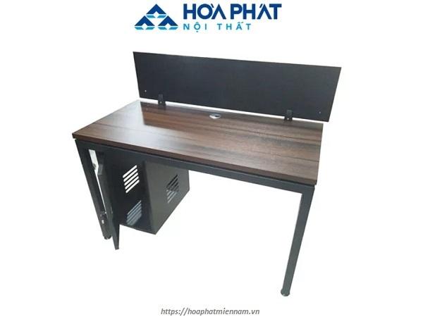 Bàn công sở mặt gỗ công nghiệp BCS1260CPU
