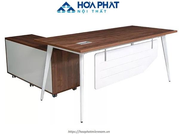 Bàn Hòa Phát hiện đại gỗ công nghiệp LUXP1880C10