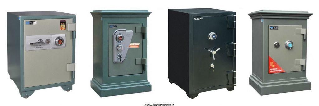 Cách đổi mật khẩu két sắt