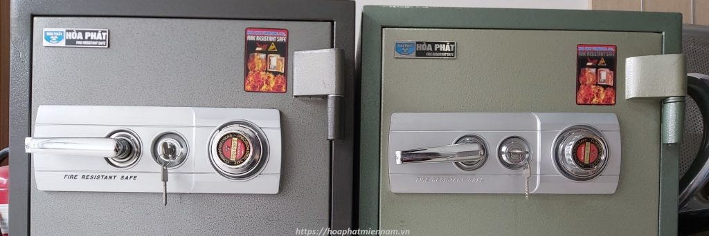 Cách mở két sắt Hòa Phát khi quên mã số