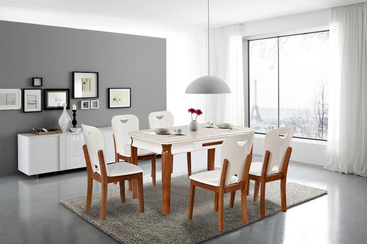 Nội thất bàn ghế ăn - Nội Thất gia đình Hòa Phát