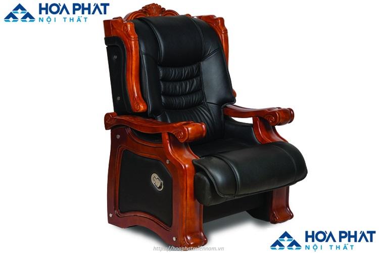 Thiết kế đơn giản nhưng chiếc ghế giám đốc TQ26 vẫn toát được vẻ đẹp chân thật, tạo nên phong thái của một nhà lãnh đạo