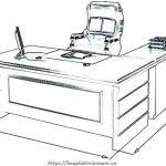 Tiêu chuẩn kích thước bàn làm việc theo phong thủy