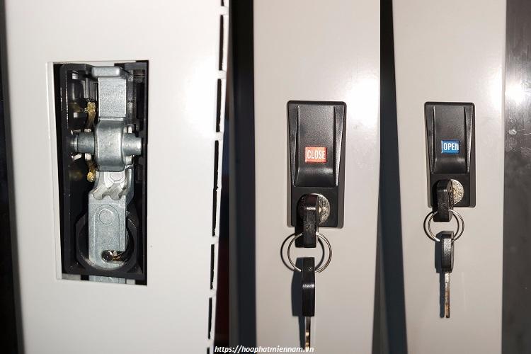 Tủ thuộc vào nhu cầu công việc mà lựa chọn loại tủ có ổ khóa phù hợp