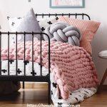 4 mẫu trang trí phòng ngủ nhỏ cho nữ đẹp xinh cho các nàng