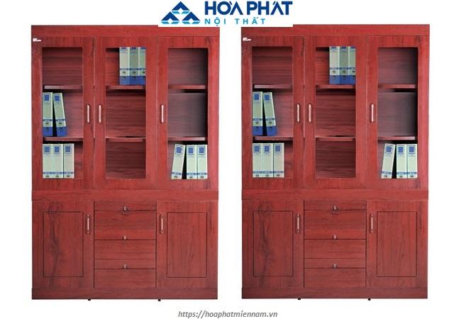 Tủ văn phòng DC1350H10 chất liệu cao cấp tại nội thất Hòa Phát