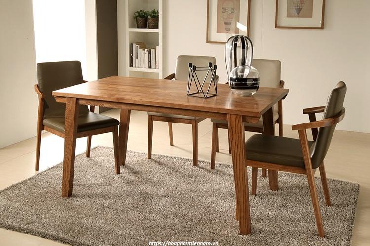 Hòa Phát là đơn vị uy tín sản xuất bàn ghế gỗ uy tín hiên nay