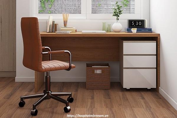 Bàn gỗ văn phòng đẹp sang trọng