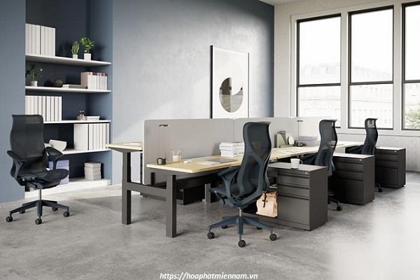 Chọn bàn phù hợp sẻ giúp cho việc thao tác công việc trở nên dể dàng hơn