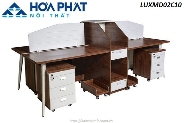 Bàn Module Hòa Phát LUXMD02C10