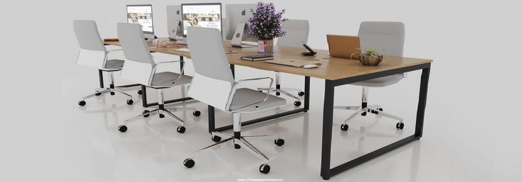bàn văn phòng đơn giản