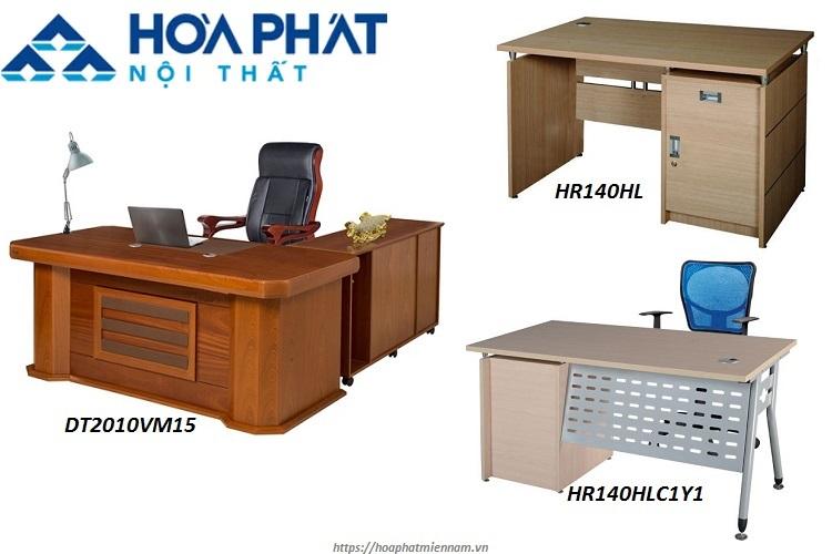 Bàn gỗ công nghiệp có thiết kế đa dạng phù hợp với mọi không gian