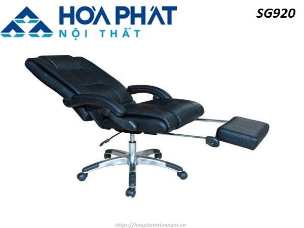 Ghế gác chân văn phòng SG920 giúp giấc ngủ sâu, tạo cảm giác hứng khởi khi làm việc