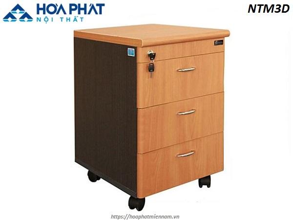 Tủ gỗ hồ sơ của Hòa Phát mã sản phẩm NTM3D