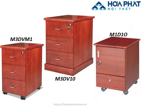 Mẫu tủ cá nhân văn phòng Hòa Phát bằng gỗ sơn PU cao cấp