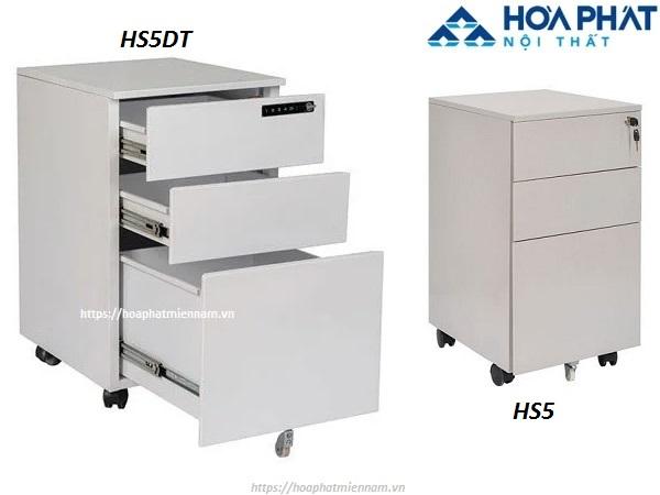 Chọn lựa tủ cá nhân văn phòng phù hợp với không gian của phòng làm việc - Dòng sản phẩm tủ HS5