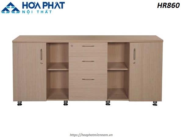 Màu sắc của tủ phụ cần đồng điệu với chiếc bàn làm việc giám đốc cũng như những món đồ nội thất xong quanh