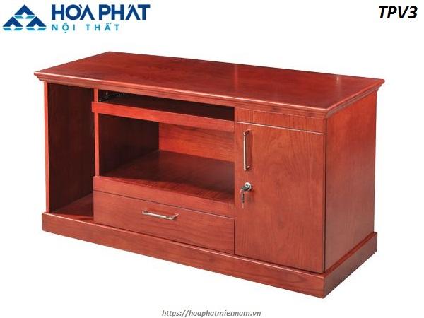 Sản phẩm tủ phụ giám đốc sơn PU TPV3 Hòa Phát