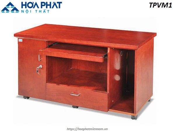 Dựa theo diện tích của căn phòng để lựa chọn tủ phụ bàn giám đốc