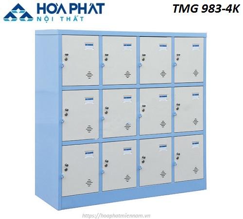Tủ Locker cá nhân TMG 983-4K