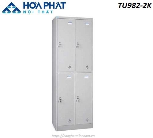 Tủ sắt Locker Hòa Phát TU982-2K