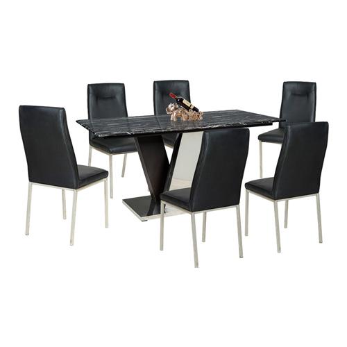 Bộ bàn ăn gia đình B63 - G63