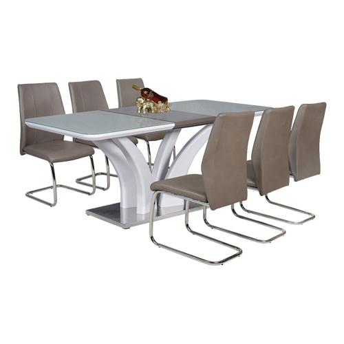 Bộ bàn ghế ăn BA502-GA124
