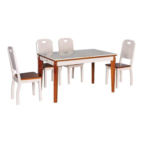 Bộ bàn ăn 6 ghế BA503A - GA503