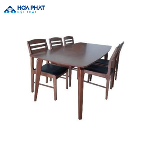 Bộ bàn ăn 4 ghế BA505BK8 - GA505