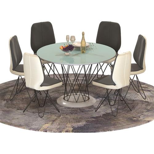 Bộ bàn ghế ăn BA508 | GA508