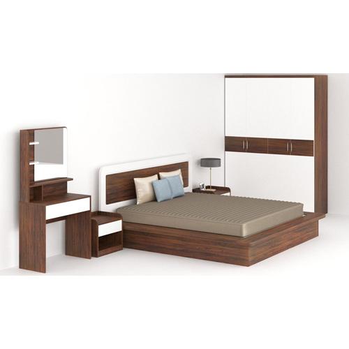 Bộ giường ngủ GN308-TA308-TAP308-BP308