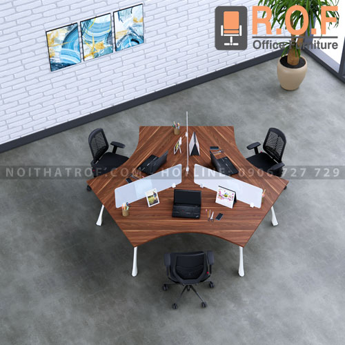 Bàn Module văn phòng ROF MD03MG