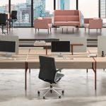 Xu hướng bàn ghế kệ tủ văn phòng 2020