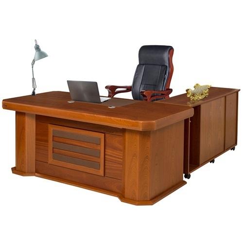 Bàn làm việc giám đốc gỗ công nghiệp DT2010VM15