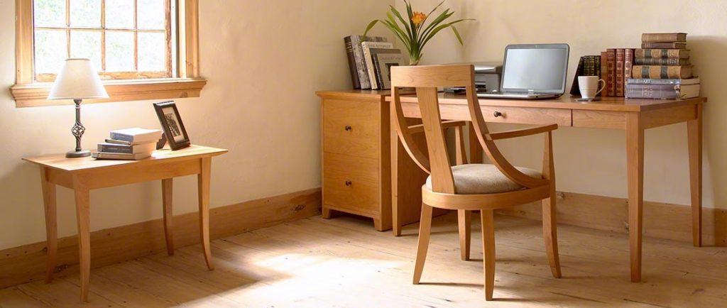 bàn làm việc gỗ Xoan Đào