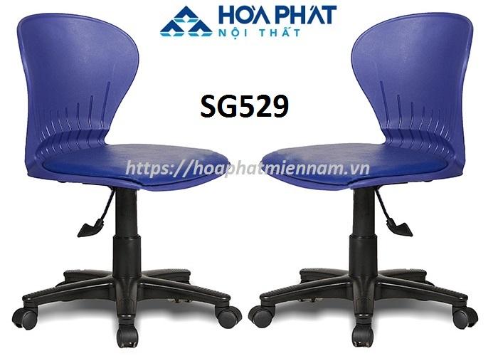 Ghế nhân viên không tay vịn SG529