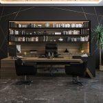 [Tổng hợp] 50 mẫu thiết kế nội thất phòng làm việc giám đốc đẹp hiện đại 2020