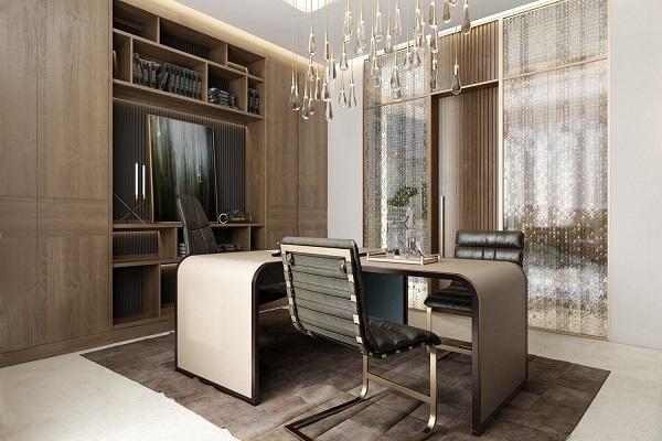 Thiết kế văn phòng giám đốc hiện đại 7