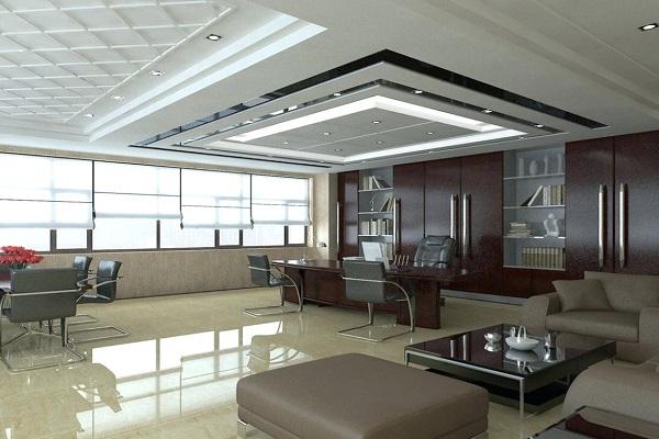 Thiết kế văn phòng giám đốc hiện đại 6
