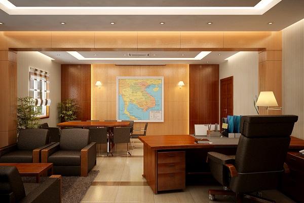 Chất liệu làm bàn giám đốc đa dạng đảm bảo sự sang trọng