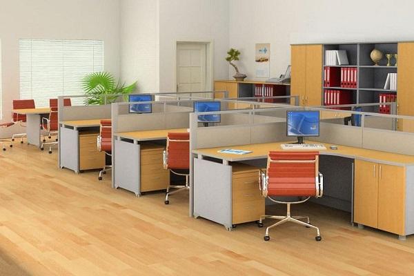 Vách ngăn dành cho bàn văn phòng mang tới nhiều ưu điểm vượt trội