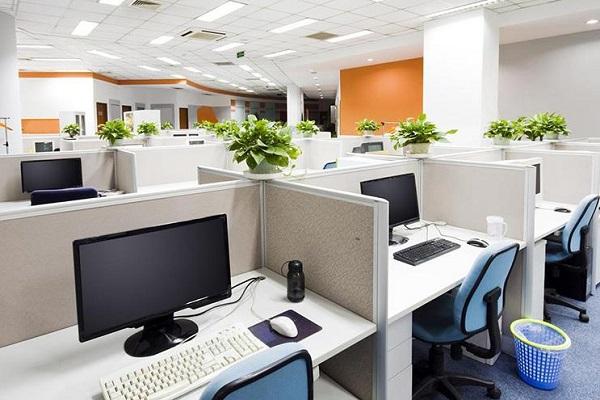Các sản phẩm vách ngăn văn phòng được sản xuất chính hãng bởi Nội Thất Hòa Phát